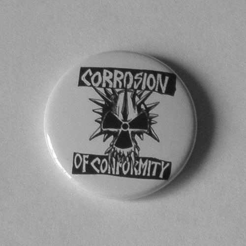 Corrosion of Conformity - Black Logo (Badge)