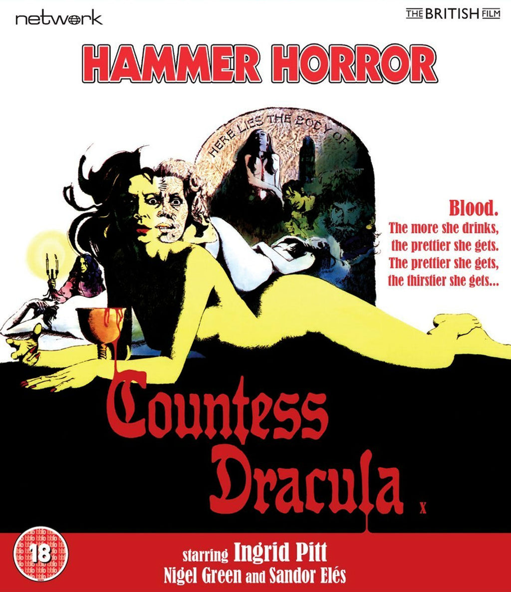 Countess Dracula (1971) (Blu-ray)