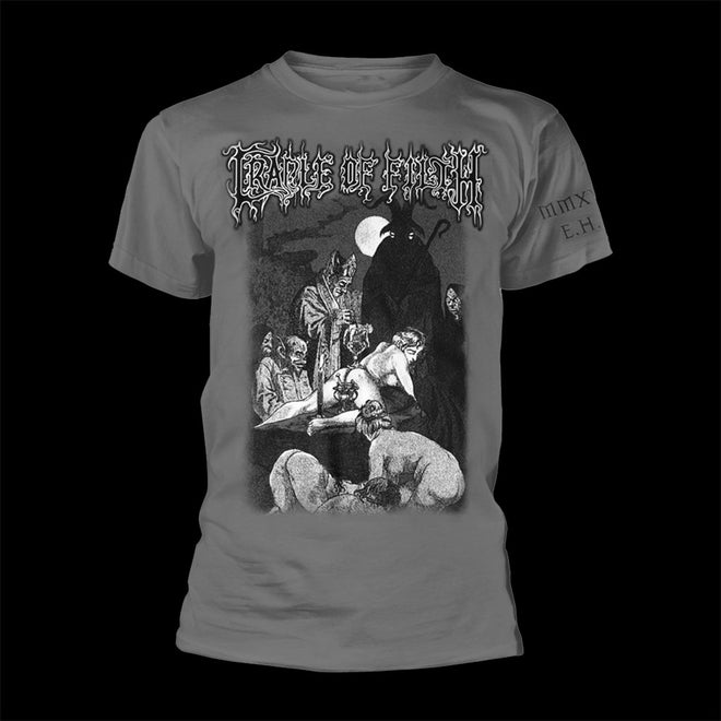 Cradle of Filth - Black Mass Orgy (T-Shirt)