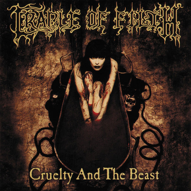 Cradle of Filth - Cruelty and the Beast (2006 Reissue) (CD)