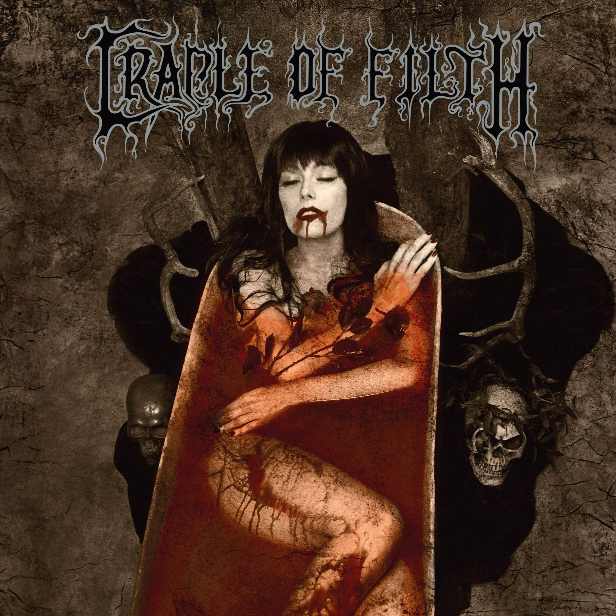 Cradle of Filth - Cruelty and the Beast (Re-Mistressed) (CD)