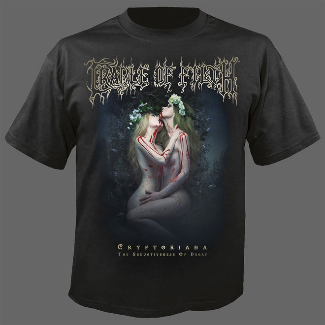 Cradle of Filth - Cryptoriana / Savage Waves of Ecstasy (T-Shirt)