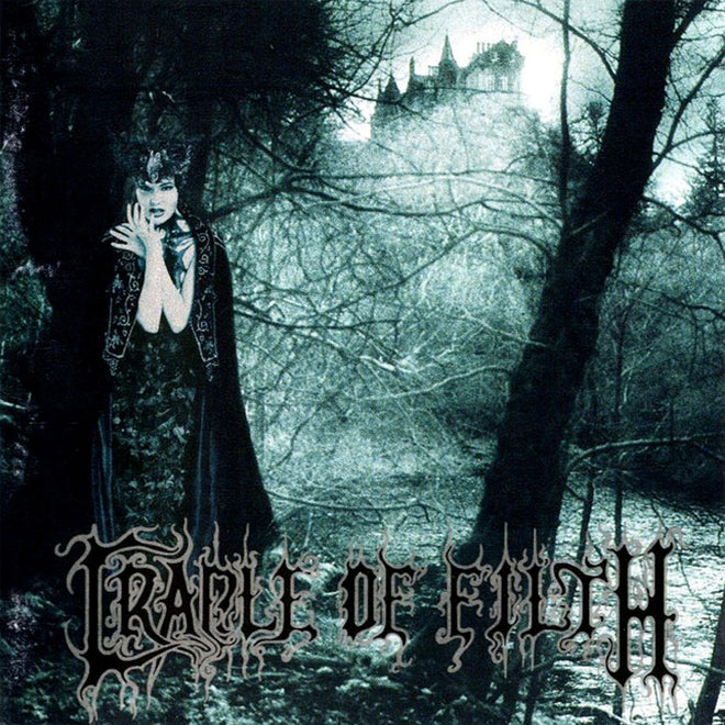 Cradle of Filth - Dusk and Her Embrace (2006 Reissue) (CD)