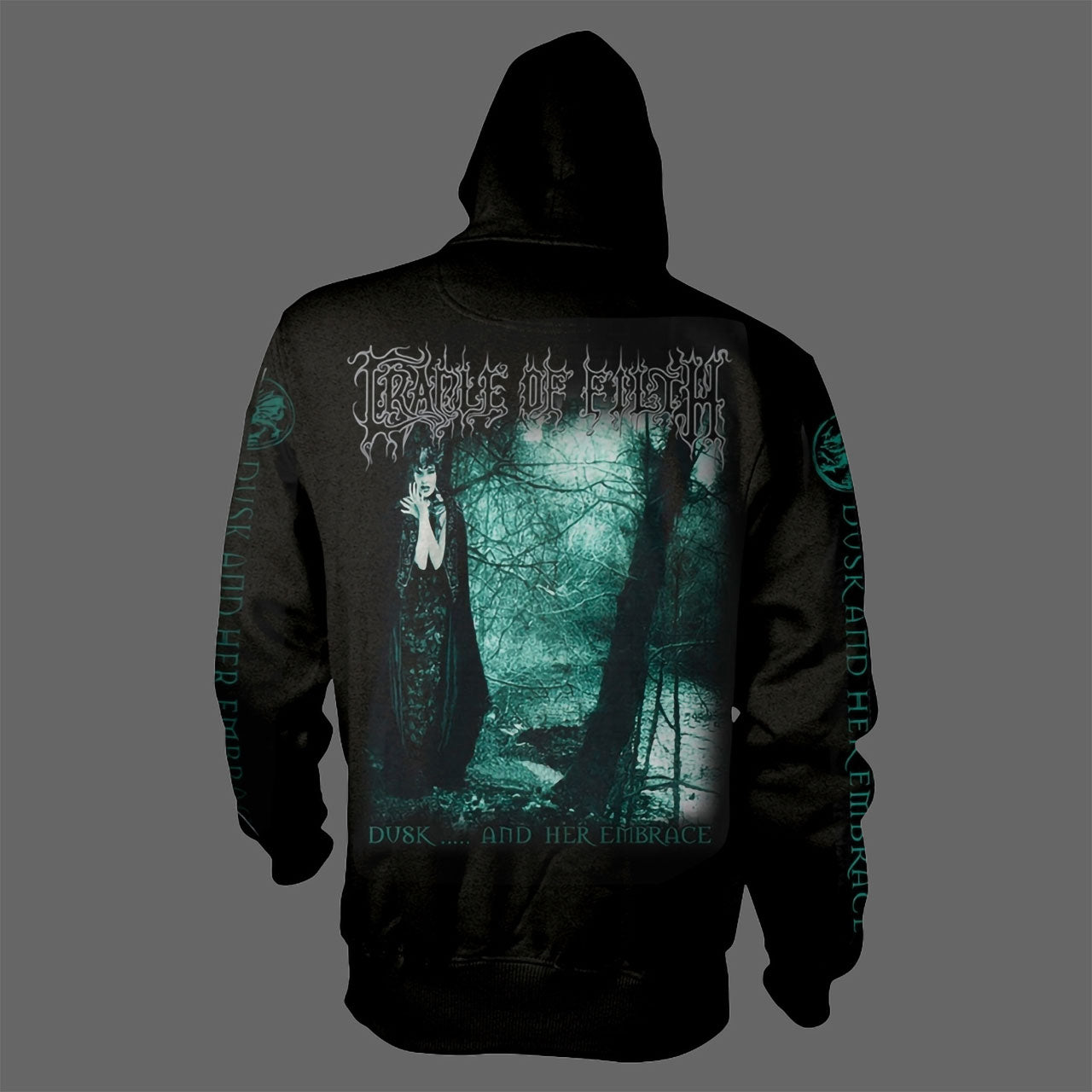 Cradle of Filth - Dusk and Her Embrace (Full Zip Hoodie)
