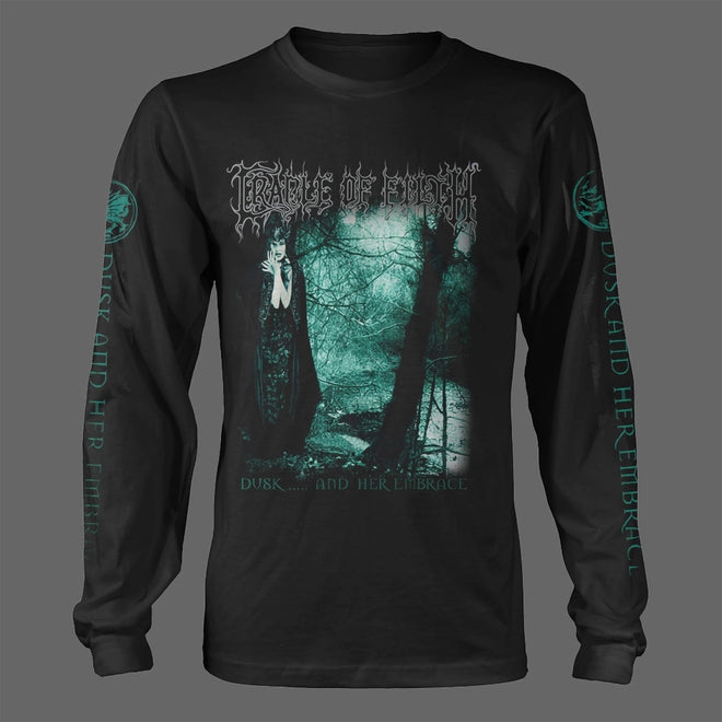Cradle of Filth - Dusk and Her Embrace (Long Sleeve T-Shirt)