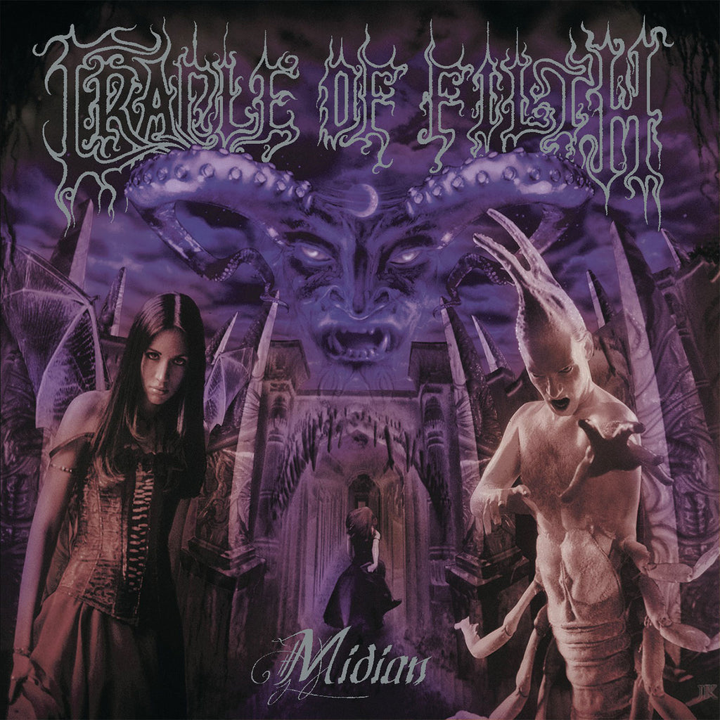 Cradle of Filth - Midian (2006 Reissue) (CD)