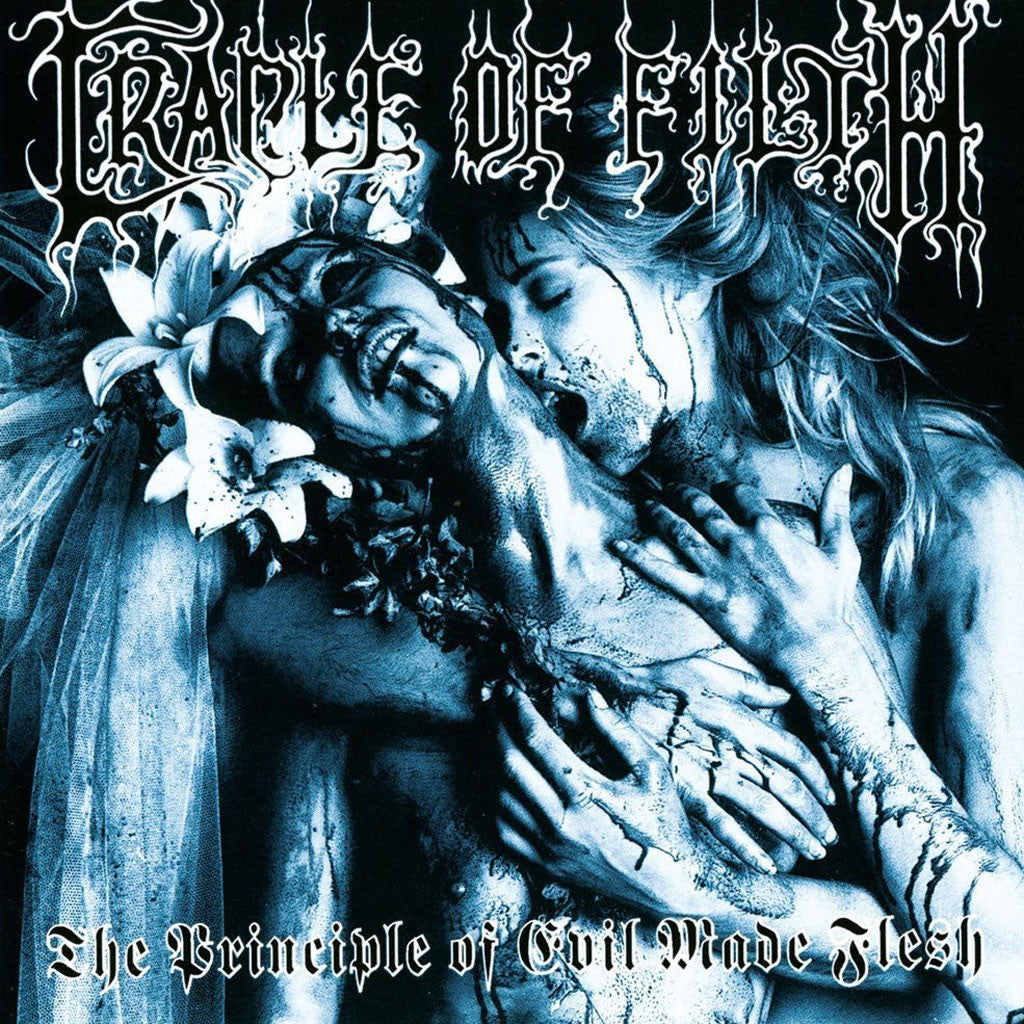 Cradle of Filth - The Principle of Evil Made Flesh (CD)