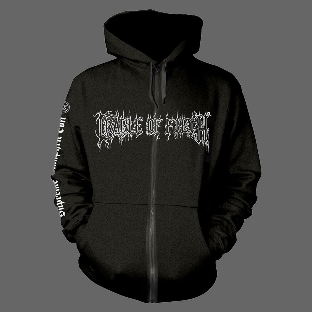 Cradle of Filth - The Principle of Evil Made Flesh (Full Zip Hoodie)