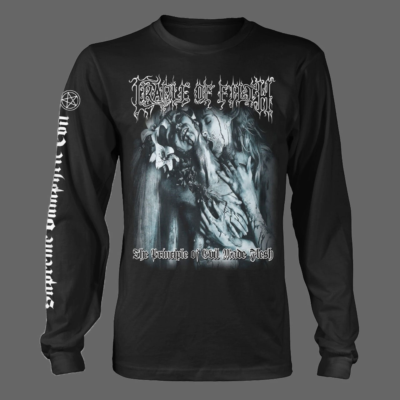 Cradle of Filth - The Principle of Evil Made Flesh (Long Sleeve T-Shirt)