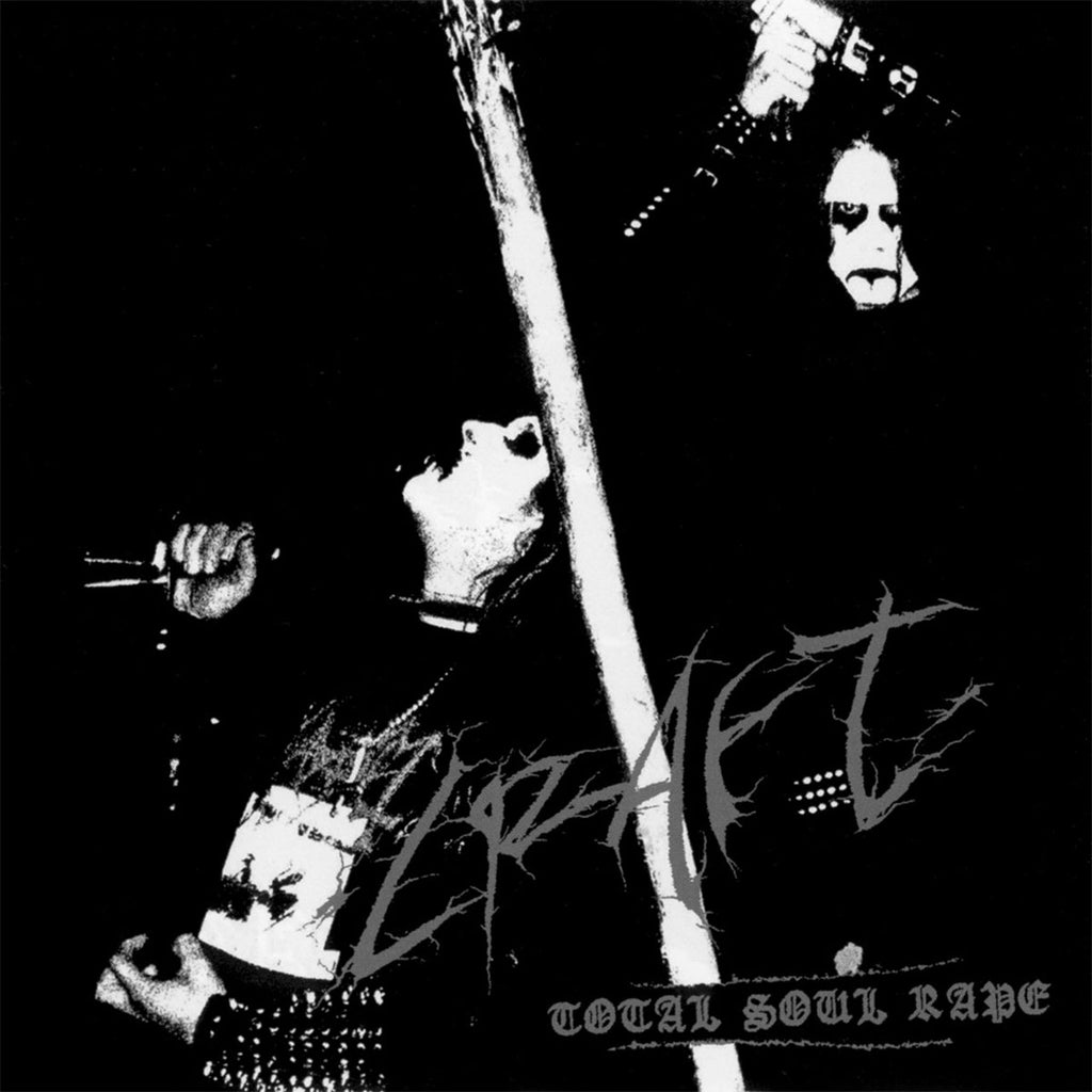 Craft - Total Soul Rape (2018 Reissue) (White Edition) (LP)