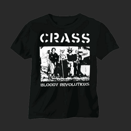 Crass - Bloody Revolutions (T-Shirt)