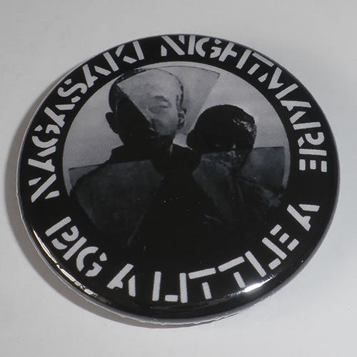 Crass - Nagasaki Nightmare / Big A Little A (Badge)