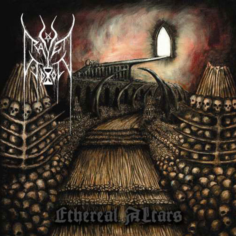 Craven Idol - Ethereal Altars (CD)