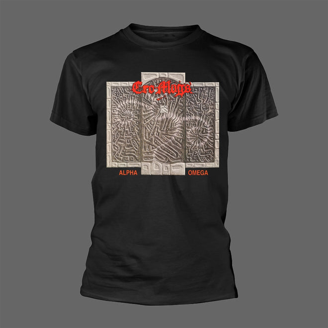 Cro-Mags - Alpha Omega (T-Shirt - Released: 25 June 2021)