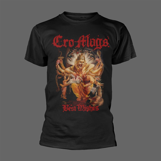 Cro-Mags - Best Wishes (T-Shirt - Released: 30 April 2021)