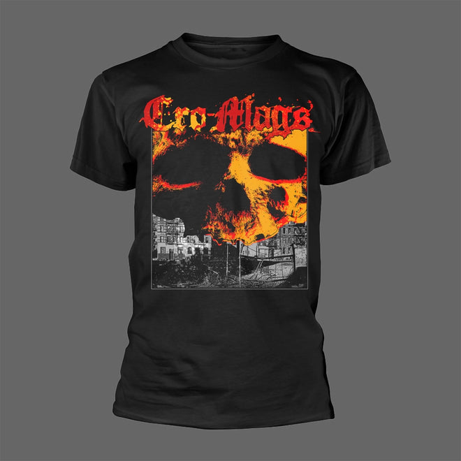 Cro-Mags - Don't Give In (T-Shirt - Released: 25 June 2021)