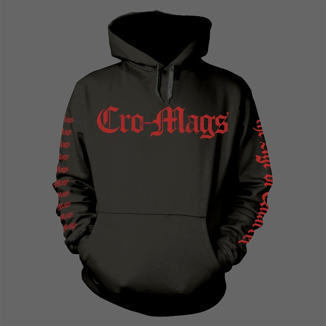 Cro-Mags - The Age of Quarrel (Hoodie)