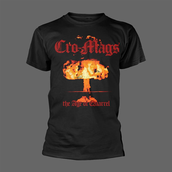 Cro-Mags - The Age of Quarrel (T-Shirt - Released: 30 April 2021)