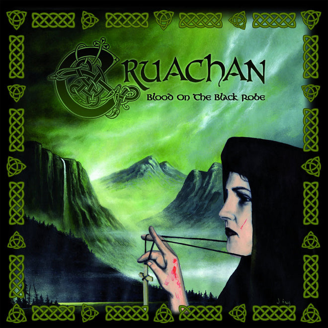 Cruachan - Blood on the Black Robe (CD)