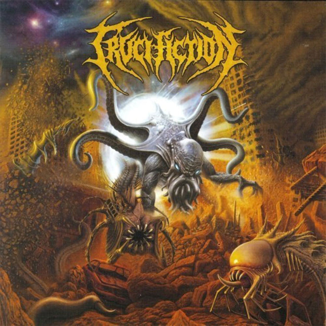 Crucifiction - Portals to the Beyond (CD)