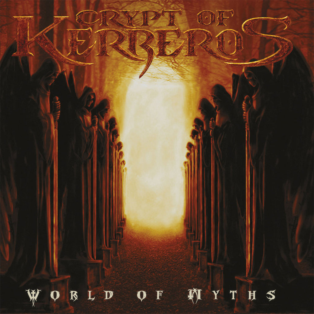 Crypt of Kerberos - World of Myths (2012 Reissue) (Digipak CD)