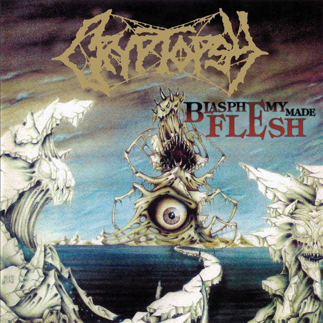 Cryptopsy - Blasphemy Made Flesh (2019 Reissue) (Digibook CD + DVD)