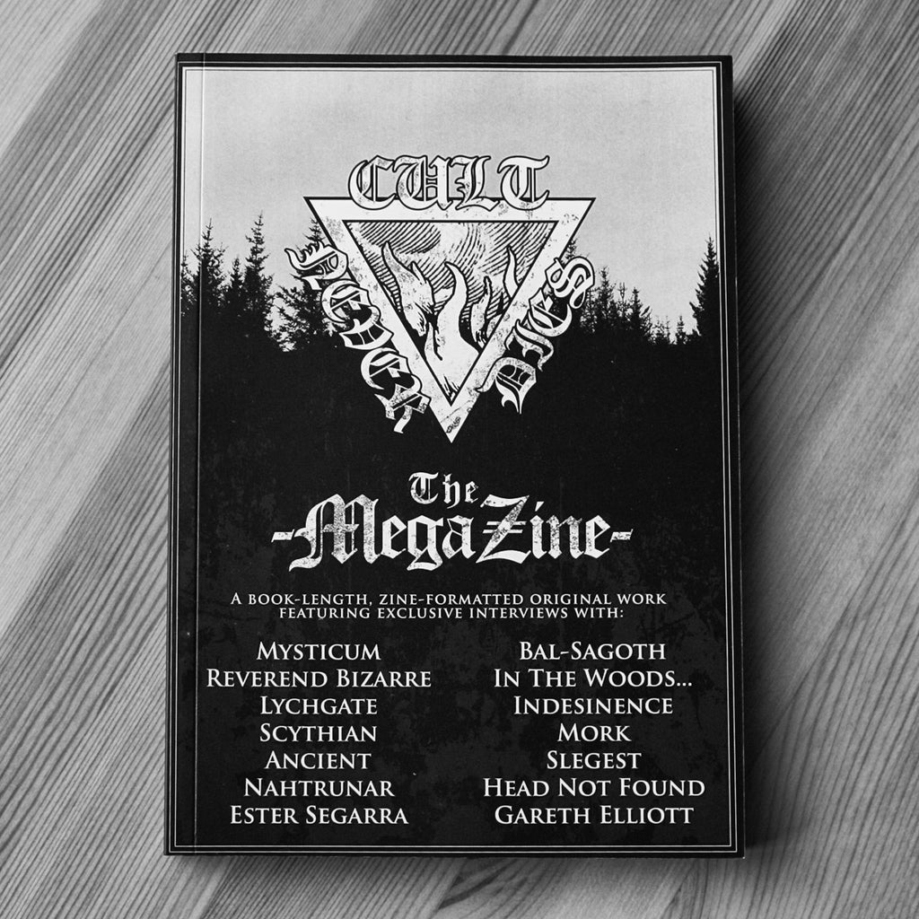Cult Never Dies: The MegaZine (Paperback Book)