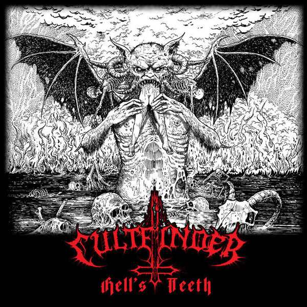 Cultfinder - Hell's Teeth (CD)