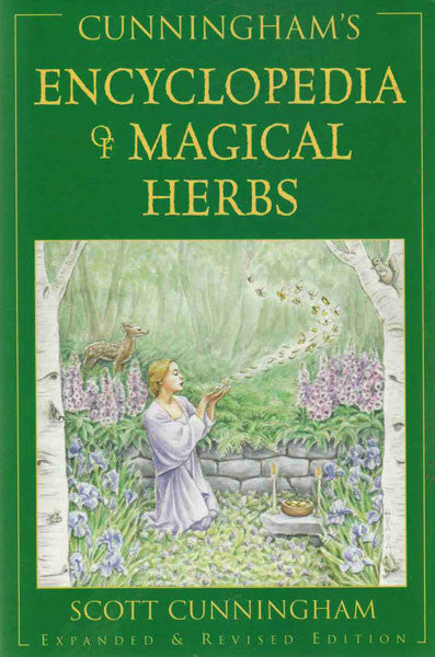 Cunningham's Encyclopedia of Magical Herbs (Paperback Book)