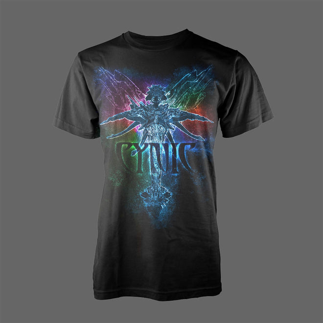 Cynic - Traced in Air Rainbow (T-Shirt)