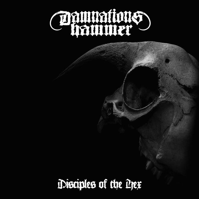 Damnation's Hammer - Disciples of the Hex (CD)
