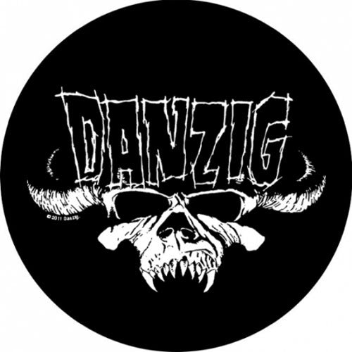 Danzig - Logo (Backpatch)