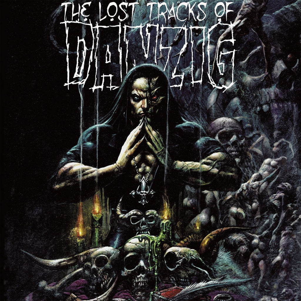 Danzig - The Lost Tracks of Danzig (Mediabook 2CD)