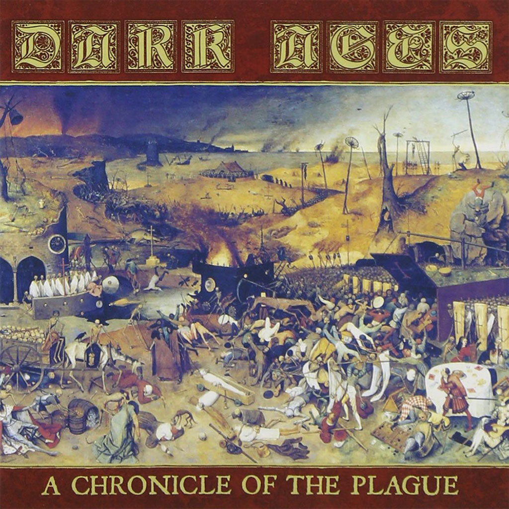 Dark Ages - A Chronicle of the Plague (2012 Reissue) (CD)