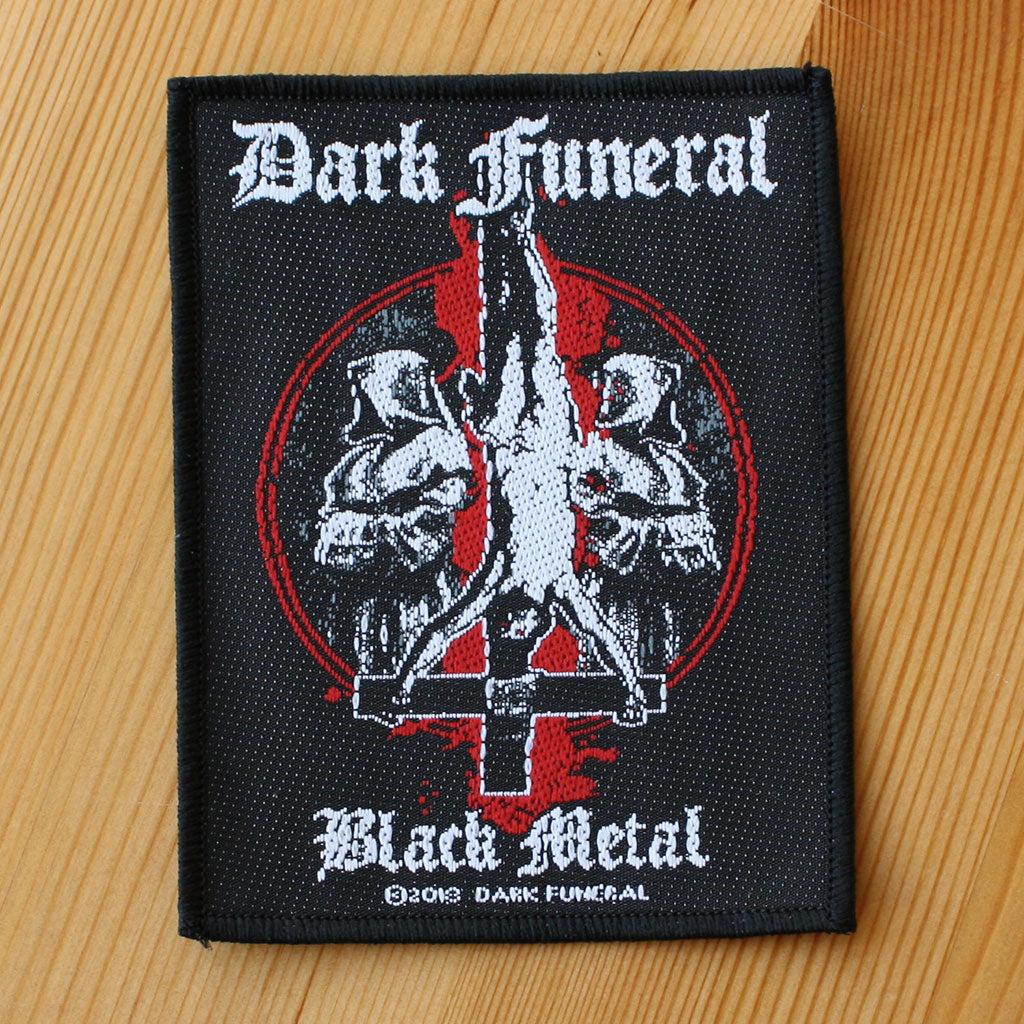 Dark Funeral - Black Metal (Woven Patch)