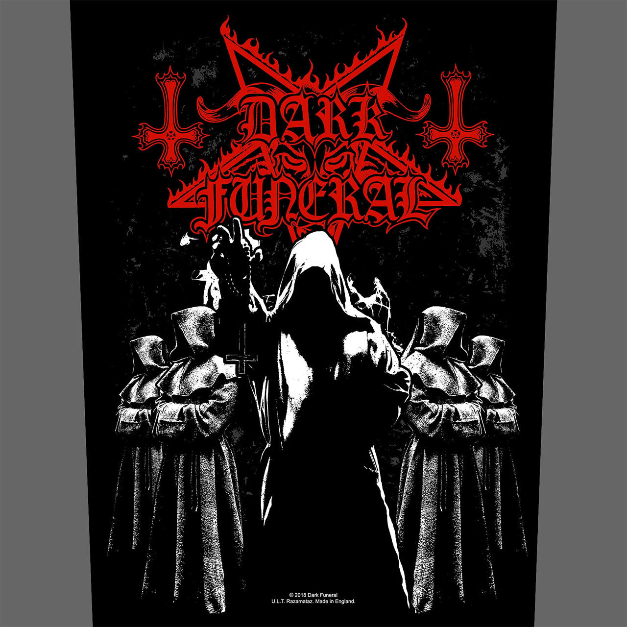 Dark Funeral - Shadow Monks (Backpatch)