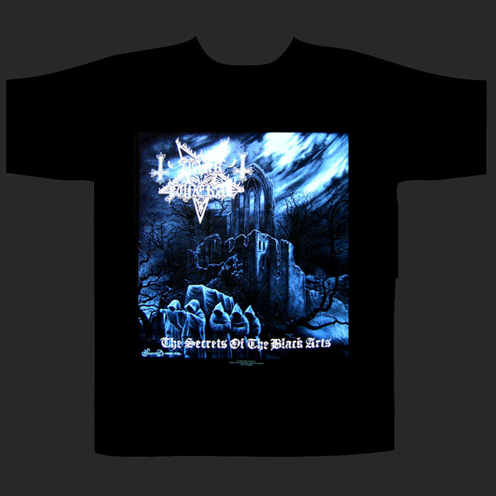 Dark Funeral - The Secrets of the Black Arts (T-Shirt)