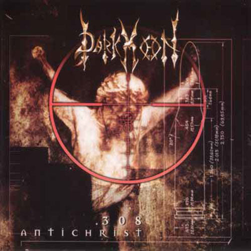 Darkmoon - 308 Antichrist (CD)