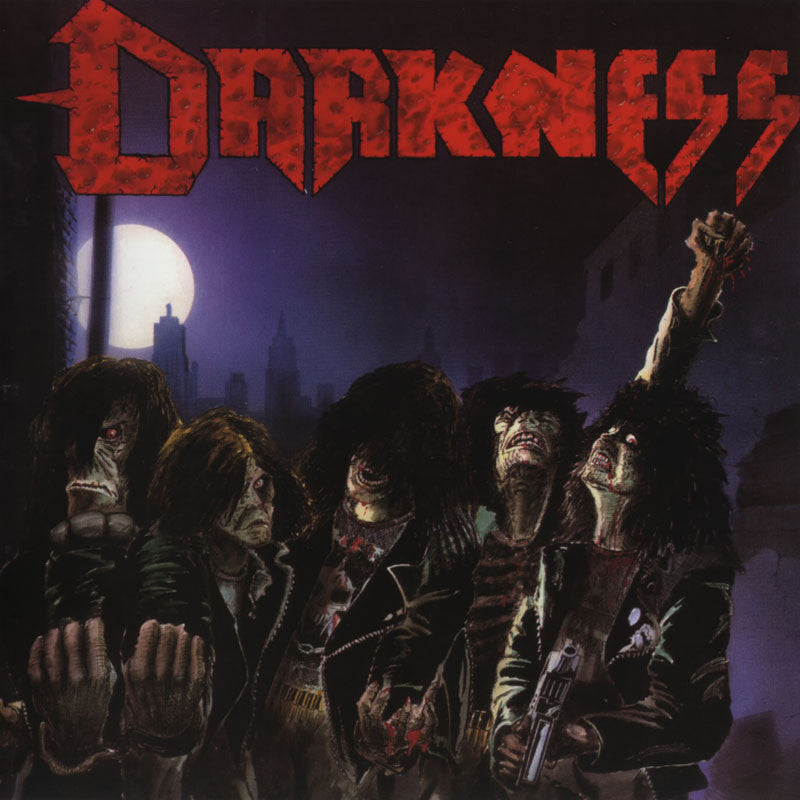 Darkness - Death Squad (2005 Reissue) (CD)
