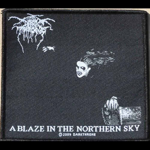 Darkthrone - A Blaze in the Northern Sky (Woven Patch)