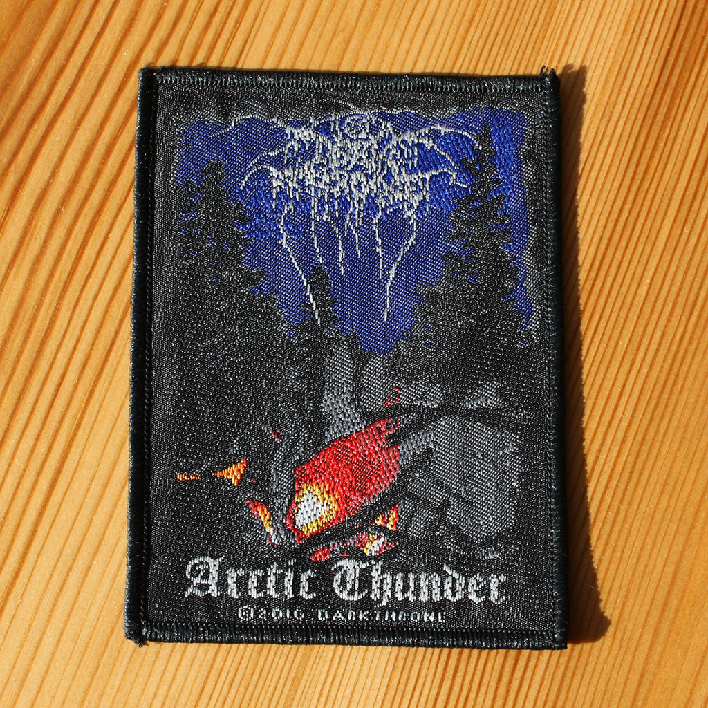 Darkthrone - Arctic Thunder (Woven Patch)