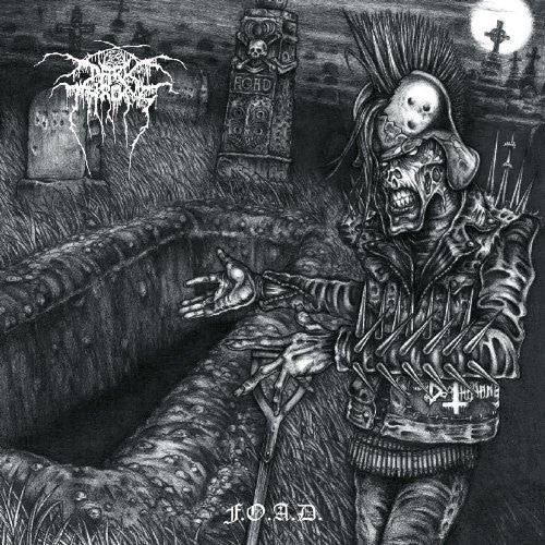 Darkthrone - F.O.A.D. (Special Edition) (CD)