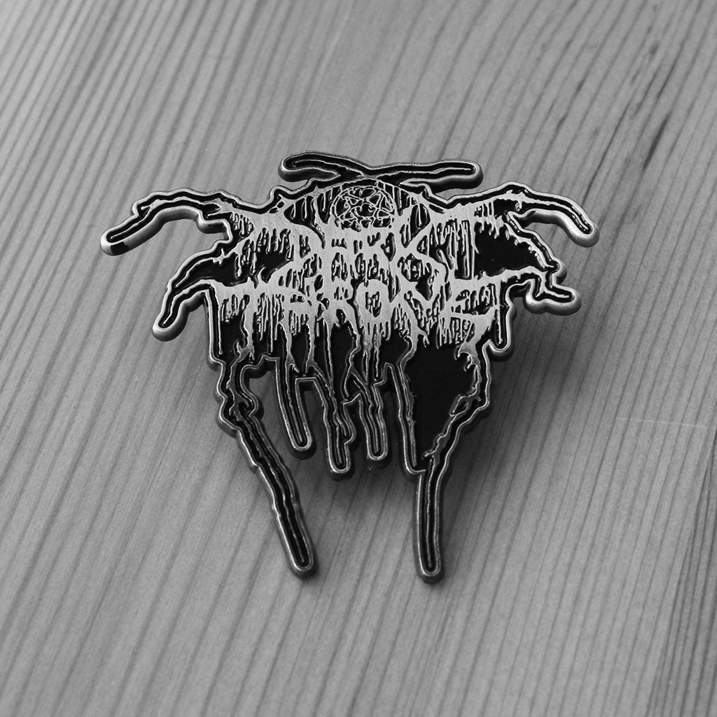 Darkthrone - Logo (Metal Pin)