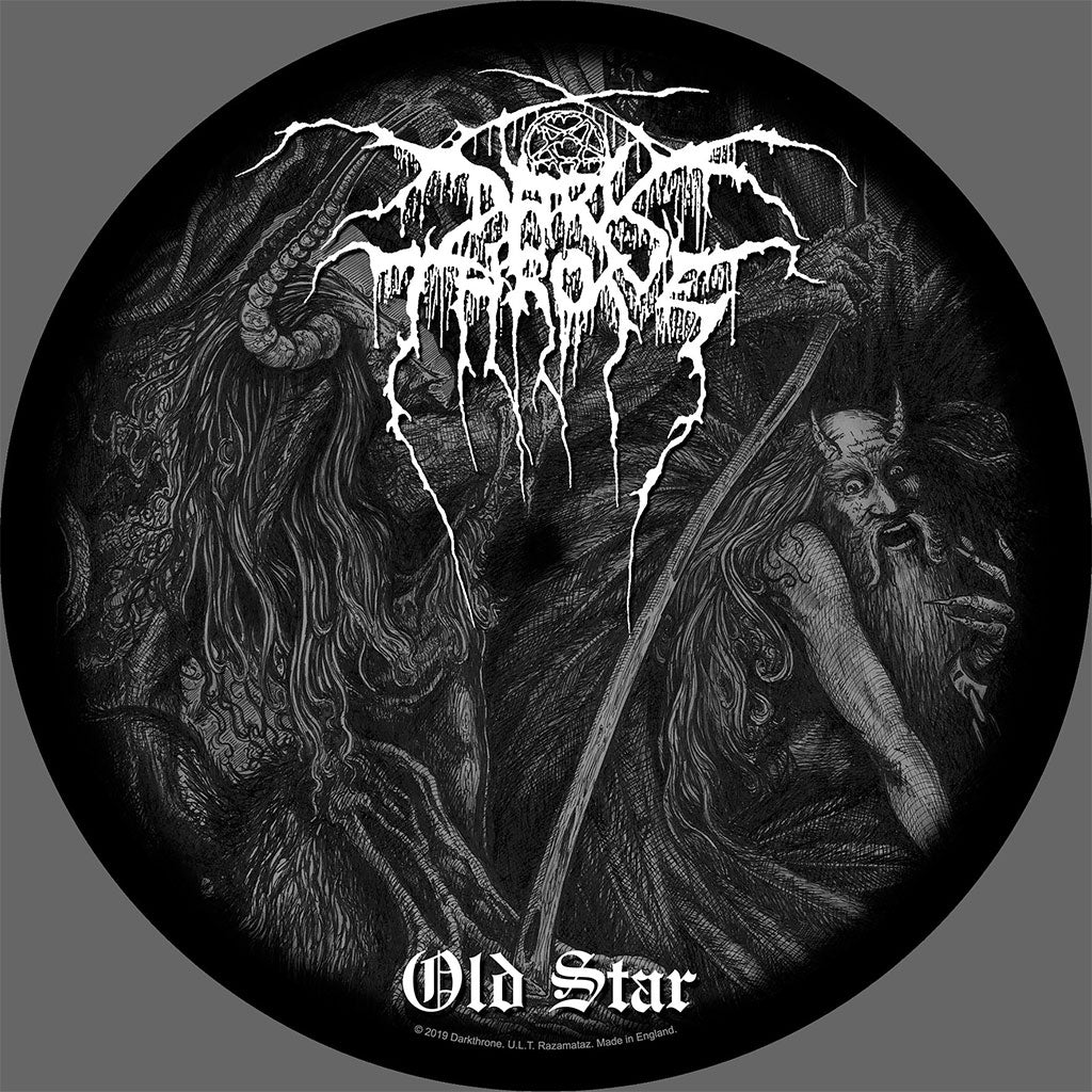 Darkthrone - Old Star (Backpatch)