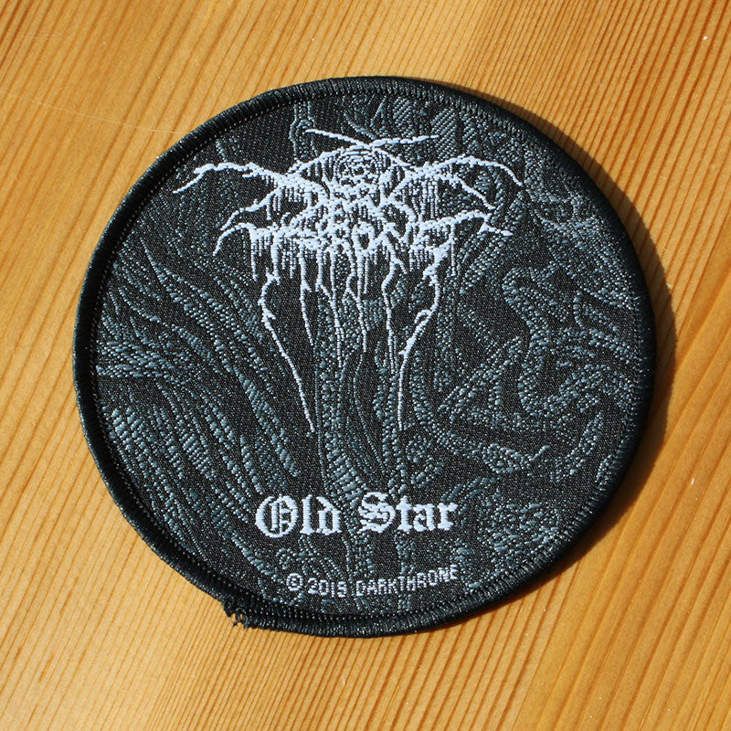 Darkthrone - Old Star (Woven Patch)