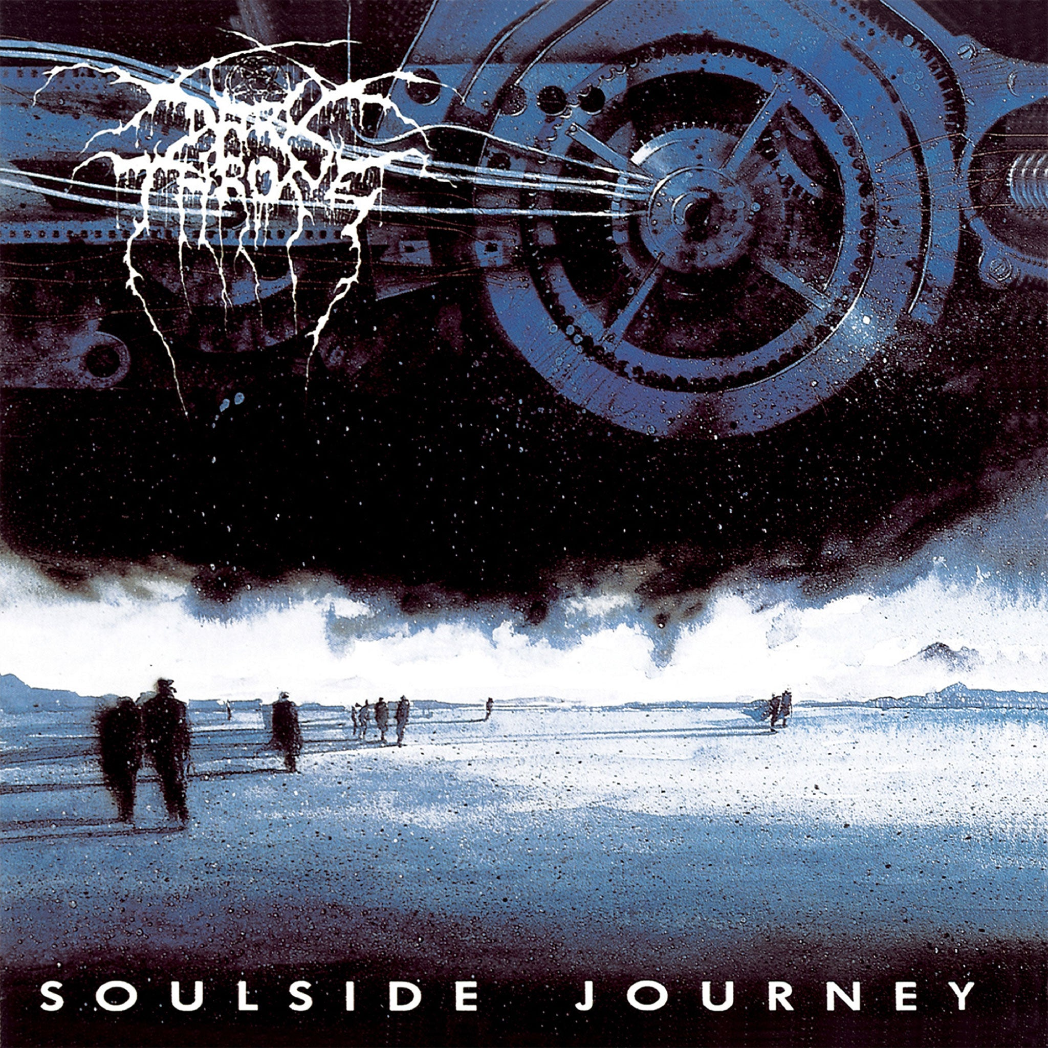 Darkthrone - Soulside Journey (2012 Reissue) (LP)