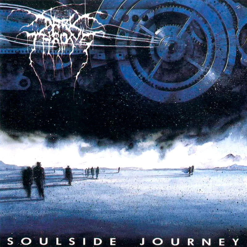 Darkthrone - Soulside Journey (2003 Reissue) (Digipak CD)
