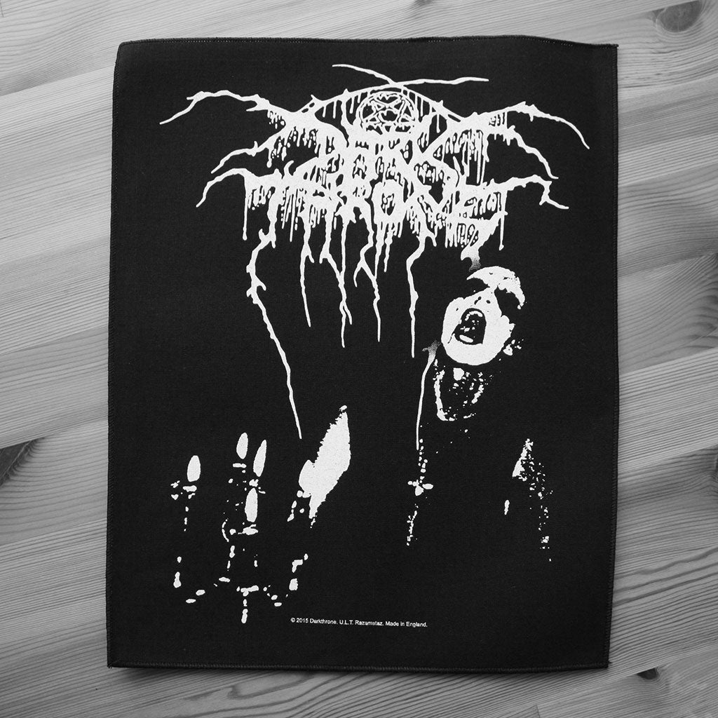 Darkthrone - Transilvanian Hunger (Backpatch)
