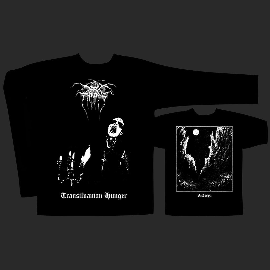 Darkthrone - Transilvanian Hunger (Long Sleeve T-Shirt)
