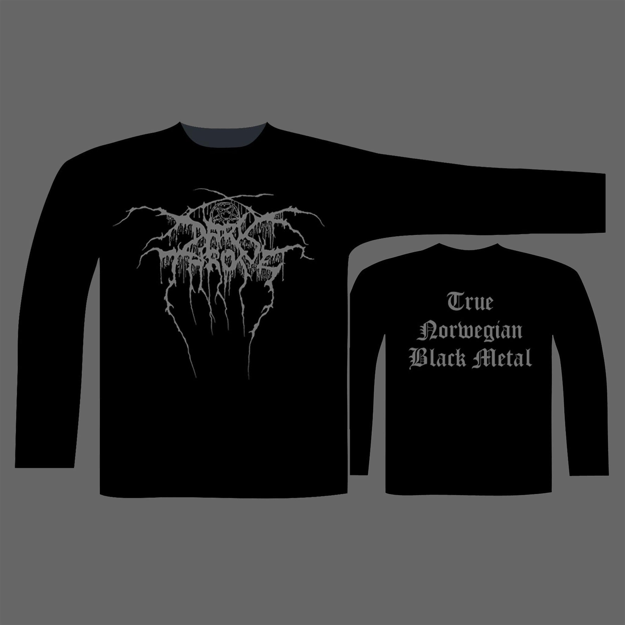 Darkthrone - True Norwegian Black Metal (Long Sleeve T-Shirt)
